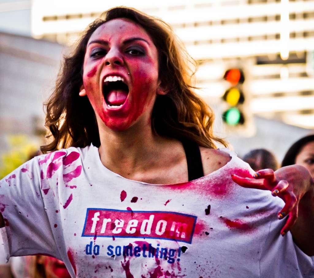 Science décalée : les gens coléreux voient vraiment la vie en rouge