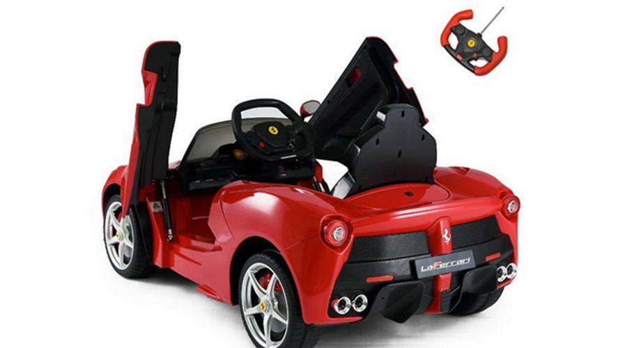 Ferrari veut développer une supercar électrique