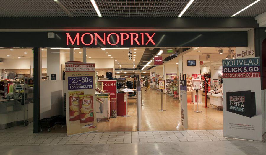 Les produits alimentaires de Monoprix vont être vendus sur Amazon
