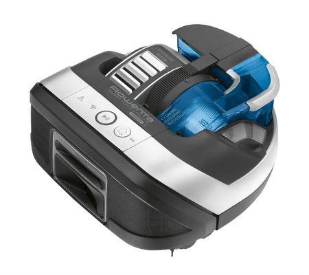 Rowenta lance enfin ses aspirateurs robots