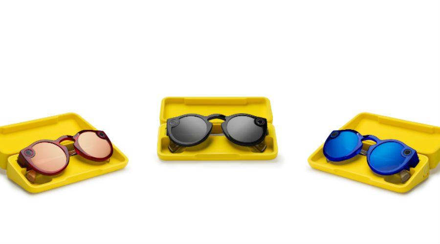 Labo - Prise en main des nouvelles lunettes connectées Spectacles V2 de  Snapchat dd59959af47a