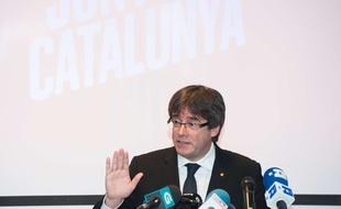 Catalogne: Le parquet allemand favorable à une extradition de Carles Puigdemont vers l'Espagne - 20minutes.fr
