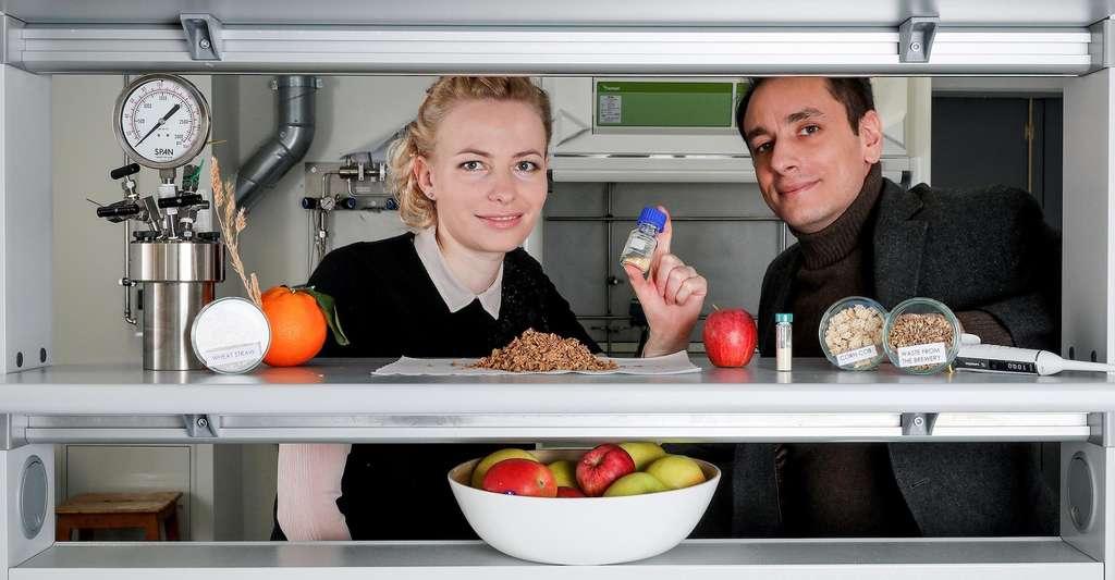 Des aliments moins sucrés grâce à l'orge