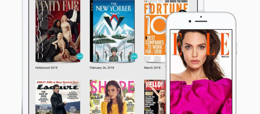Apple News: bientôt un abonnement mensuel illimité à la presse?