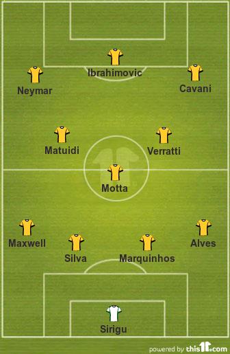 L'équipe type du PSG de l'ère qatarie - L'Équipe.fr