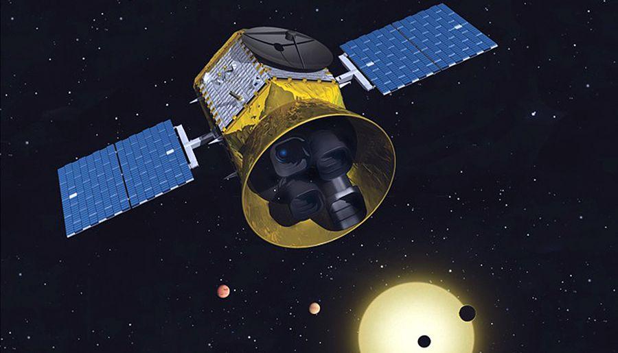 Lancement réussi pour TESS, le télescope à 337 M$ de la NASA