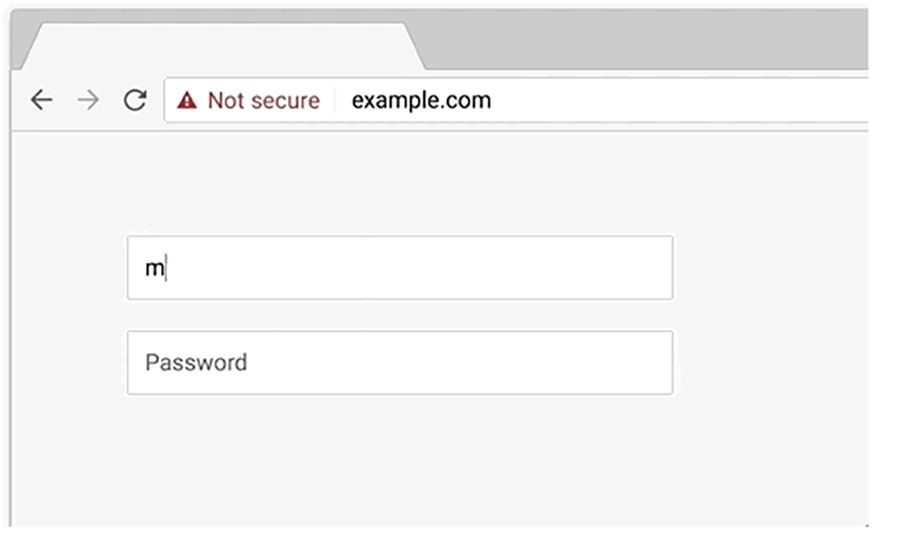 Google Chrome: la fin des sites non sécurisés?