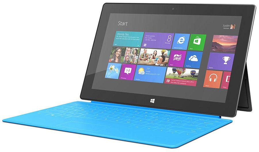 """Une nouvelle tablette Surface """"low-cost"""" en préparation"""