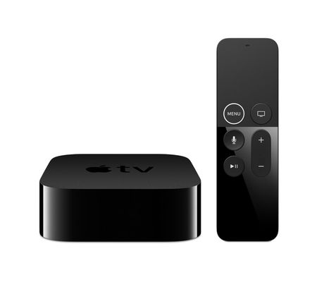 L'Apple TV en location chez Canal+