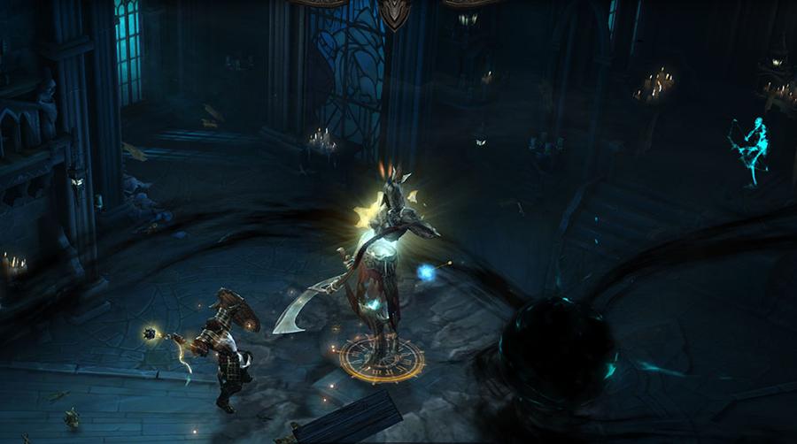 """Blizzard: la licence """"Diablo"""" frémit à nouveau"""