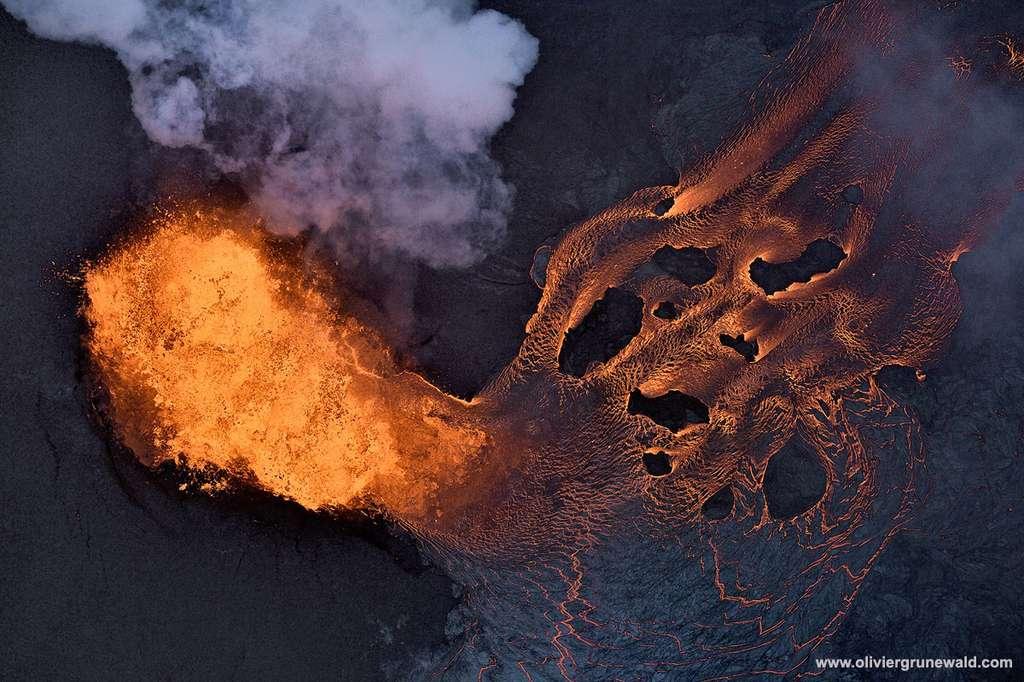 Exclusif : 5 photos incroyables de l'éruption du volcan Kilauea à Hawaï