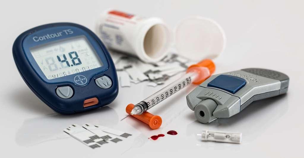 Et si le dioxyde de titane rendait diabétique ?