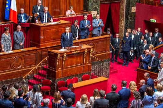 Congrès: la proposition de Macron va-t-elle à l'encontre de la séparation des pouvoirs?