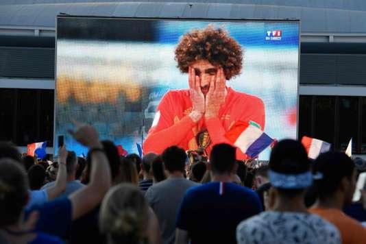Coupe du monde 2018: le record d'audience de 2016 sera-t-il effacé?