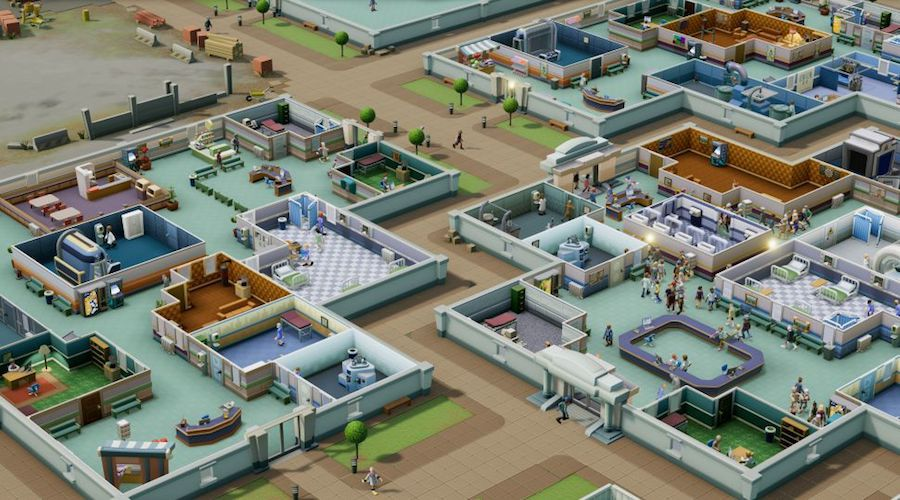 Two Point Hospital : la suite spirituelle à Theme Hospital en août