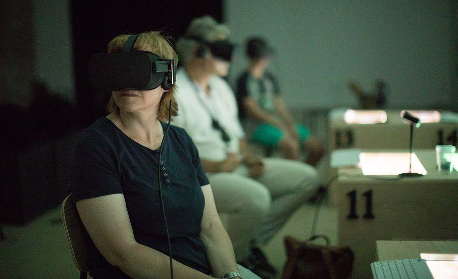 Reportage - VR Arles Festival: la réalité virtuelle au service de l'art et inversement