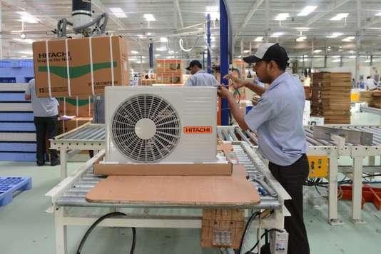 Canicule: la climatisation accroît la consommation électrique