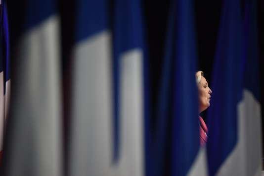 Marine Le Pen fustige «l'acharnement» et «les persécutions» contre le RN