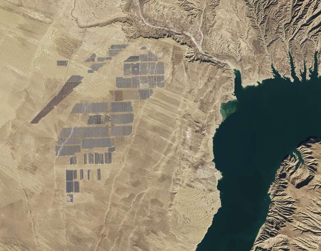 Chine : la bombe à retardement des panneaux solaires