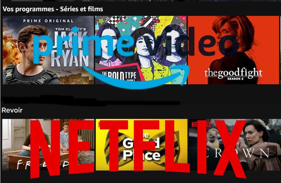 Dossier - Netflix, Amazon Prime Video: les séries et films à ne pas rater en septembre