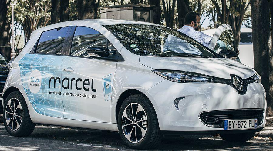 Marcel e.eco: optez pour un VTC 100% électrique