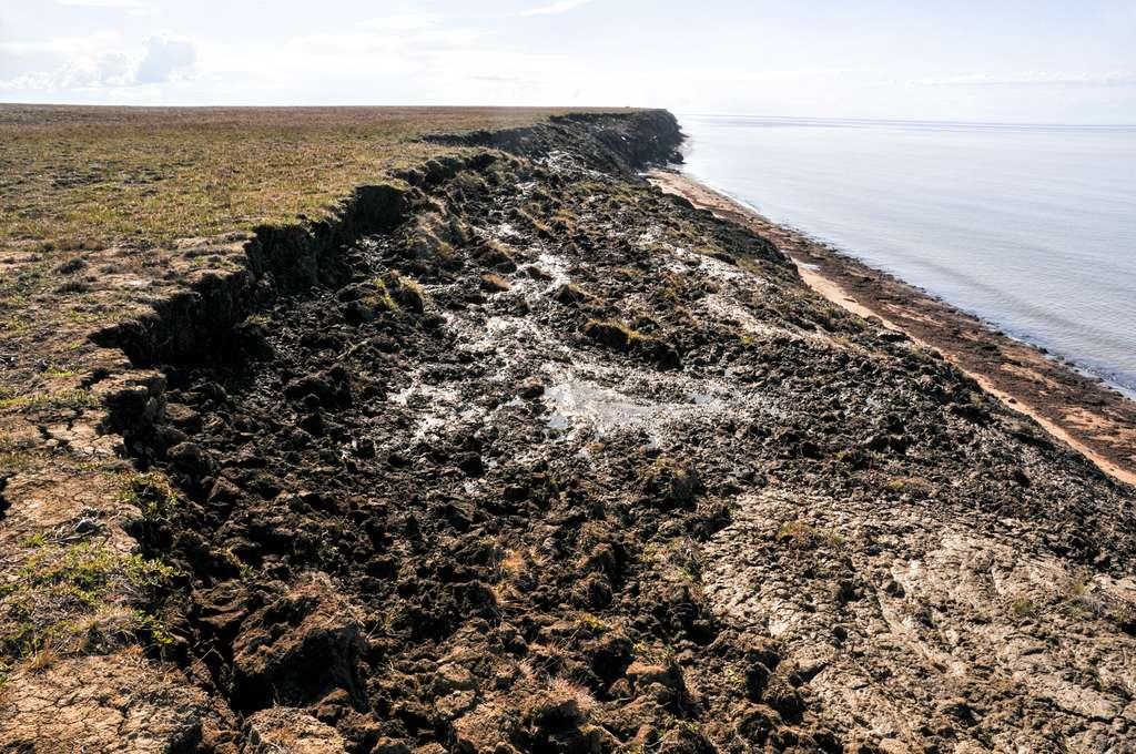 La fonte du pergélisol pourrait aggraver le réchauffement climatique