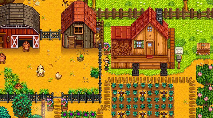 Le jeu à succès Stardew Valley débarque sur iOS