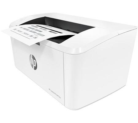 Test : HP LaserJet Pro M15w: une petite imprimante laser monochrome efficace