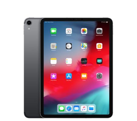 iPad Pro 2018: plus grand, plus puissant, plus cher