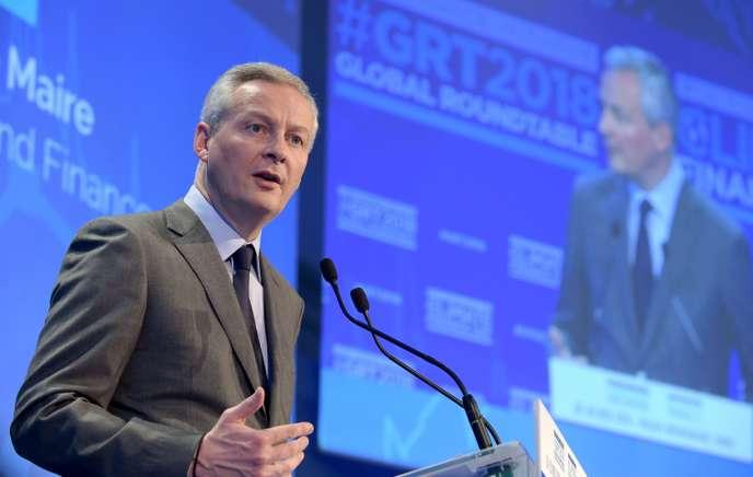 «Gilets jaunes»: Bruno Le Maire annonce des mesures pour venir en aide aux entreprises