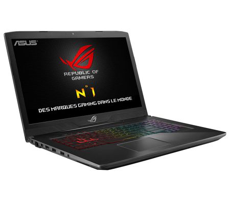 Bon plan – PC portable gamer ROG Scar à 1 259 €