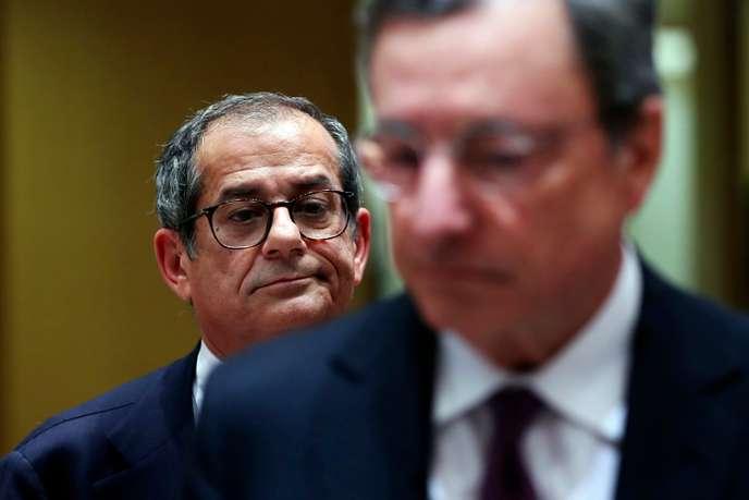 «L'Italie souffre d'une obésité de dettes, qui l'asphyxie»