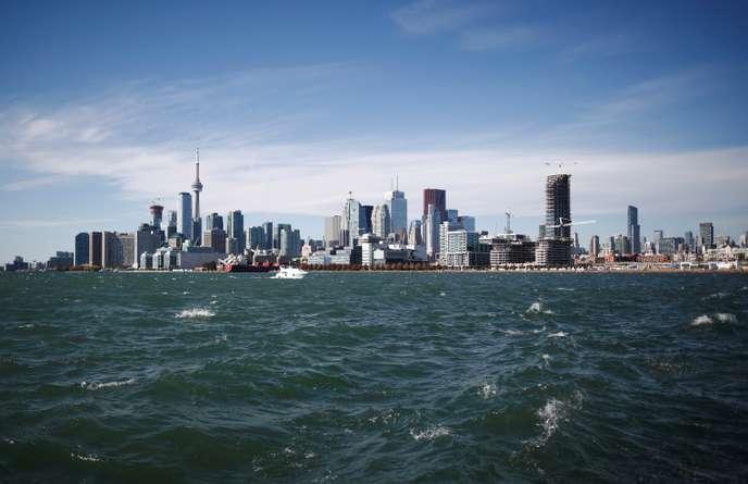 A Toronto, le projet de «ville Google» en zone de turbulences
