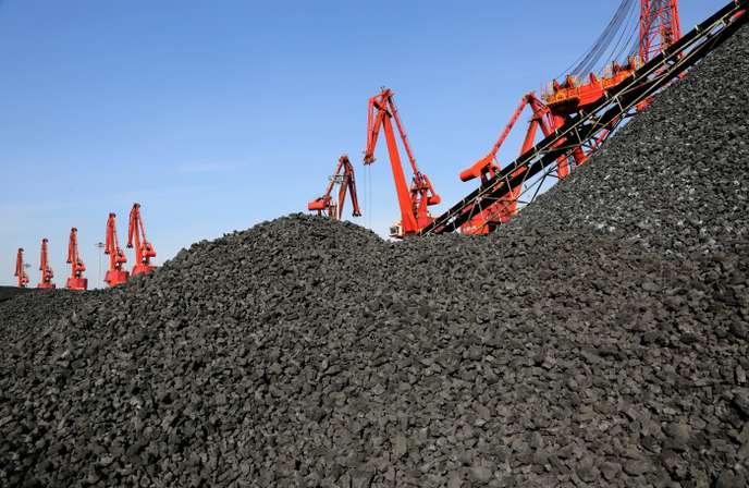 La consommation de charbon continue d'augmenter