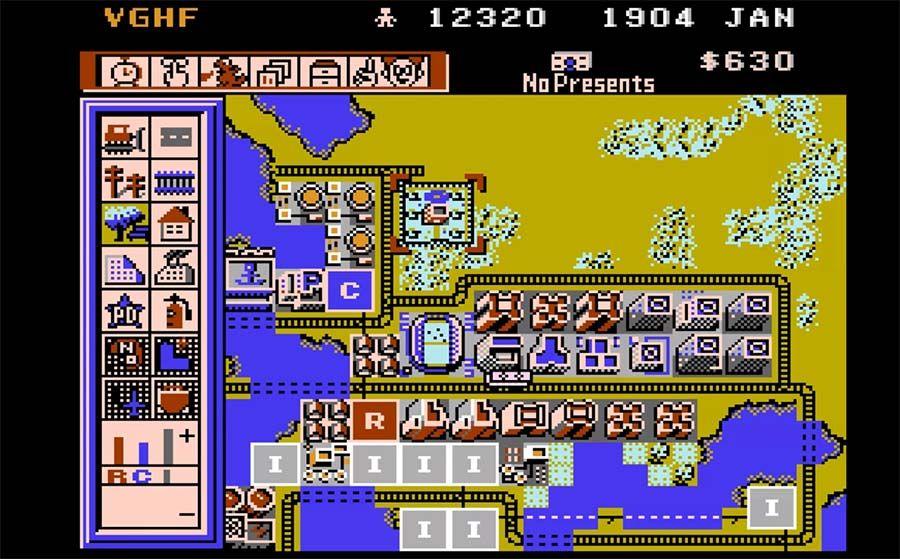 Jouez enfin à la version NES de SimCity, 27ans après son annonce