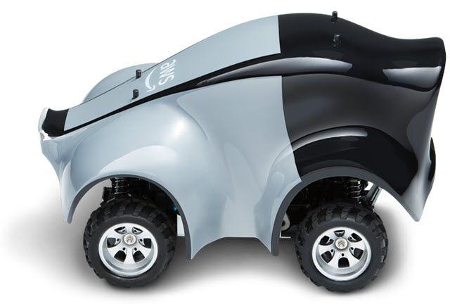 DeepRacer, la mini-voiture autonome programmable d'Amazon