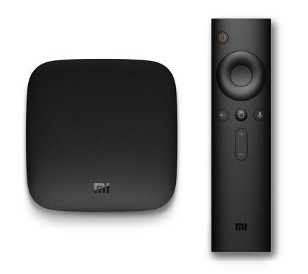 Le boîtier AndroidTV Xiaomi MiBox à 49,99€