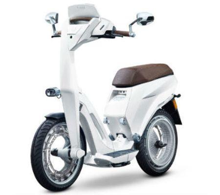 Ujet: le scooter connecté désormais disponible…
