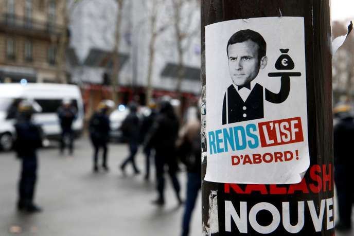Macron s'adresse à la nation : pour la presse française, c'est «l'heure de vérité»