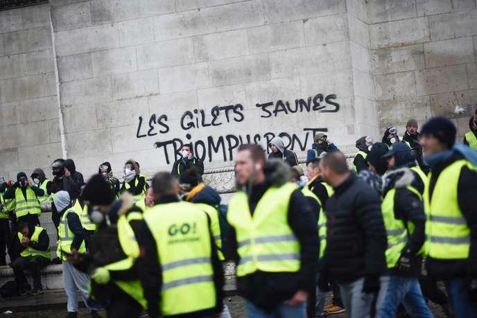 Les «gilets jaunes», des révolutionnaires sans révolution?