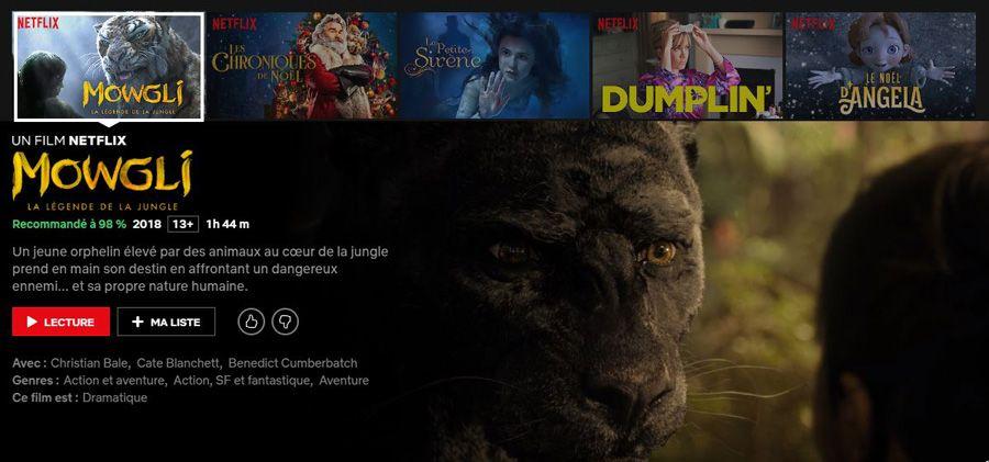 """Netflix: un pop-up """"revoir cette scène"""" qui fait des mécontents"""