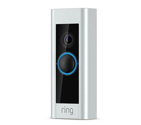 Ring Video Doorbell Pro: l'œil et la taille affinés