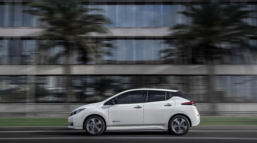 Nissan Leaf  3.ZERO e+: 385 kilomètres d'autonomie