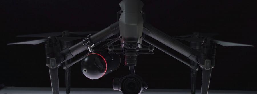 Indemnis Nexus, un parachute pour drone DJI