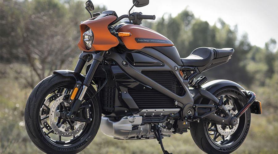 CES 2019 – Harley-Davidson LiveWire: 177km pour 33900€
