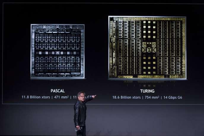 L'intelligence artificielle bouscule les métiers de Nvidia