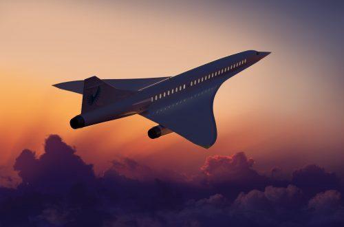 La start-up Boom lève 100millions de dollars pour ressusciter les vols supersoniques