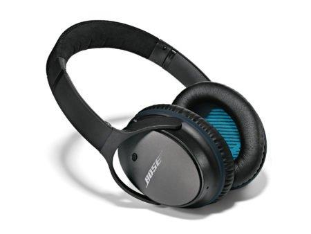 Le casque anti-bruit QC 25 de Bose à 149 €