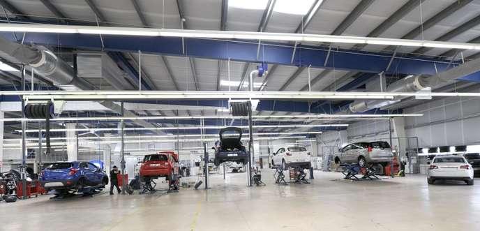 Aramisauto résiste sur un marché de l'occasion en recul en 2018