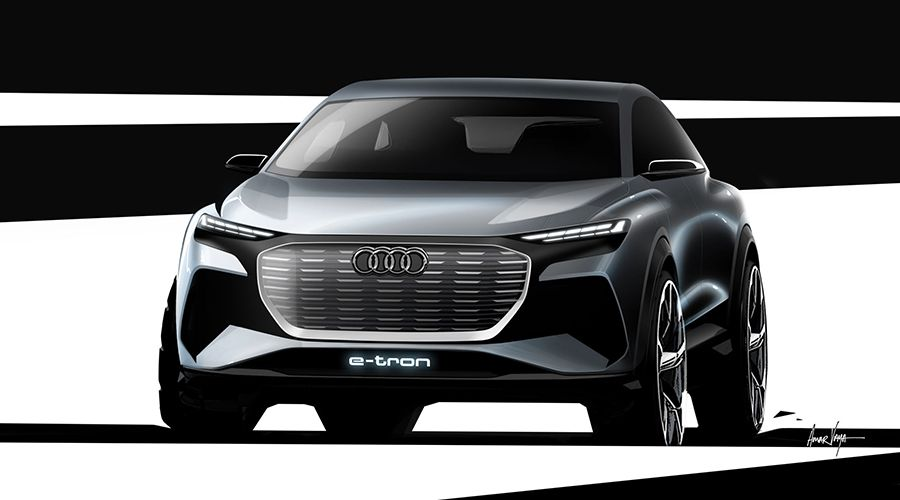 Audi Q4 e-tron, la réponse premium au Tesla ModelY